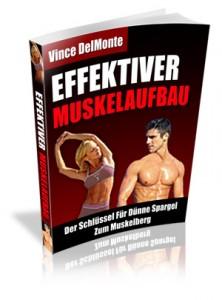 Vince DelMonte - Effektiver Muskelaufbau